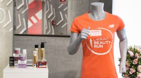 Le donne protagoniste della Lierac Beauty Run